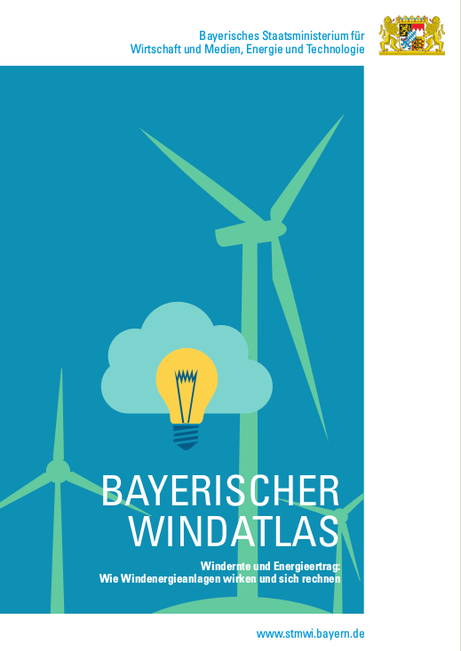 Wind Atlas Bayern