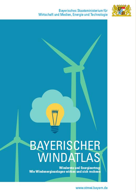 Wind Atlas Bayern
